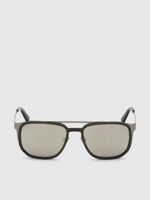 DL0294, Olive Green - Sunglasses