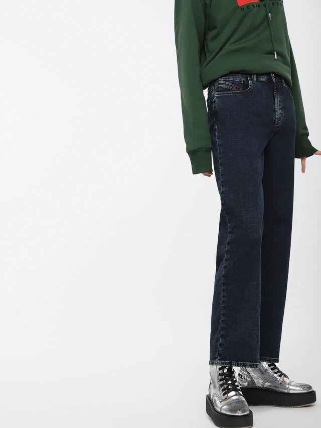 Diesel - Widee JoggJeans 069BE, Dark Blue - Jeans - Image 3