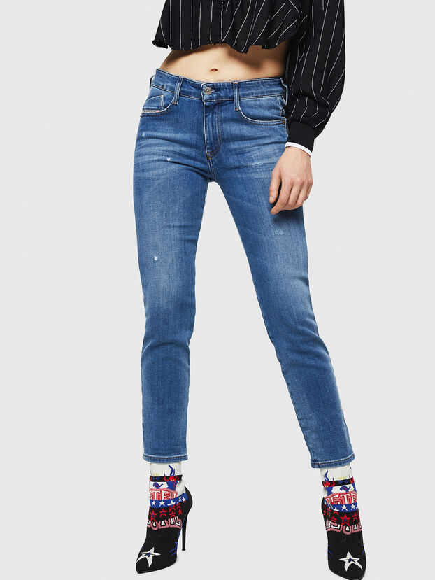 D-Rifty 083AX, Light Blue - Jeans