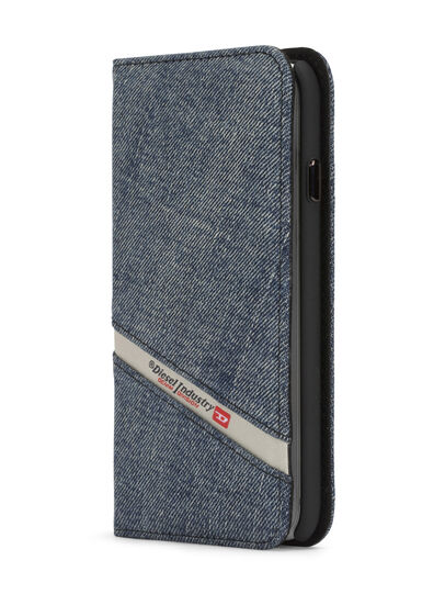 Diesel - DENIM IPHONE 8/7 FOLIO,  - Flip covers - Image 3
