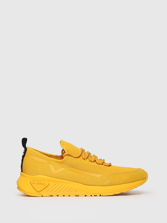 Diesel - S-KBY STRIPE, Yellow - Sneakers - Image 1