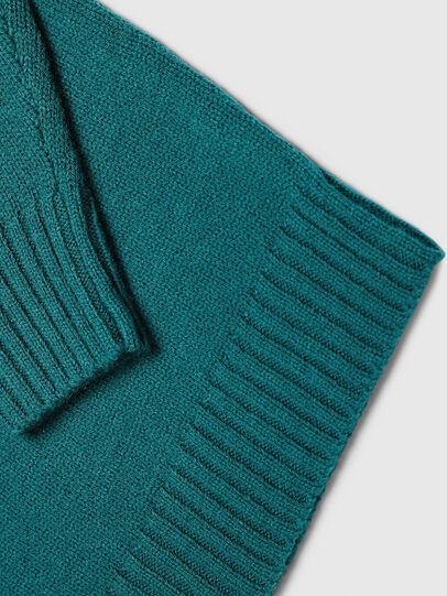 Diesel - KLOGOX, Green - Knitwear - Image 3