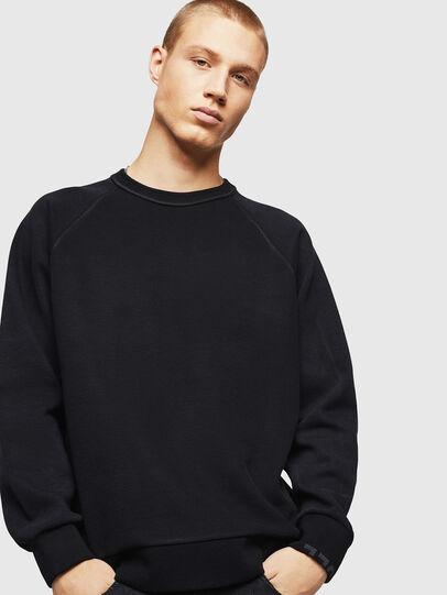 Diesel - S-KOBLER, Black - Sweaters - Image 1