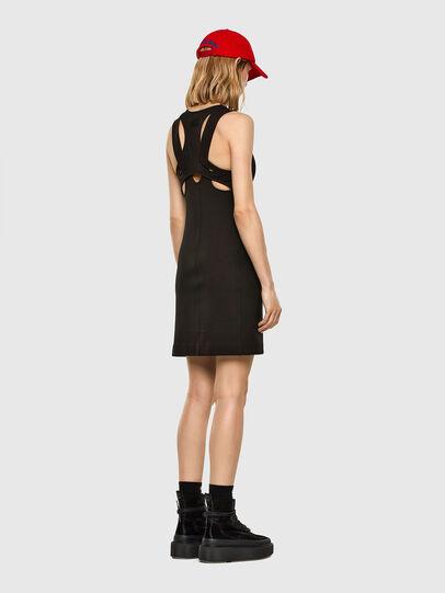 Diesel - D-KLAREN, Black - Dresses - Image 6