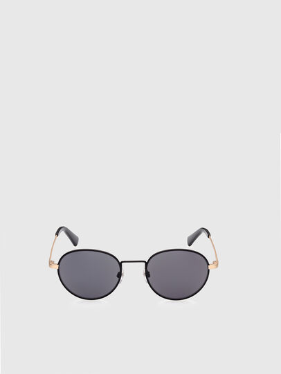 Diesel - DL0290, Black - Sunglasses - Image 1