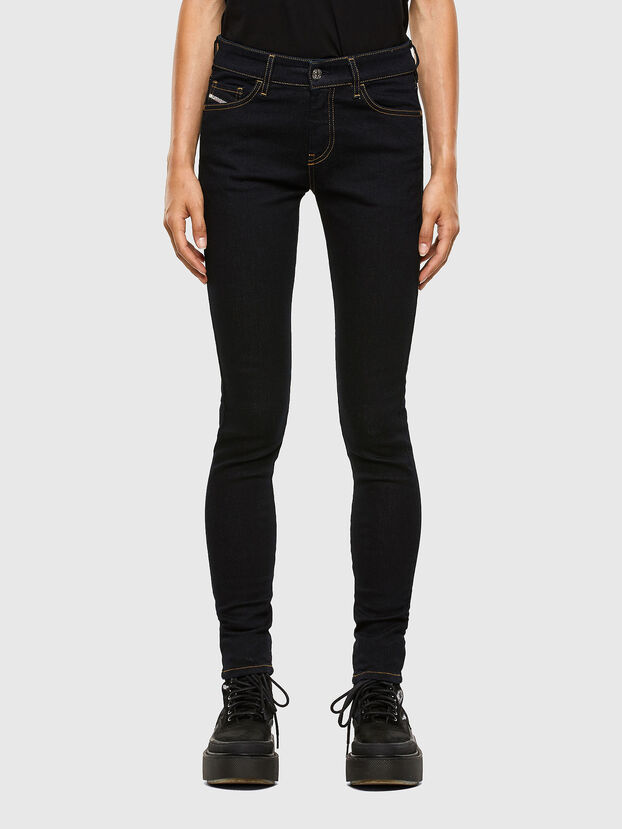Slandy 009CW, Dark Blue - Jeans