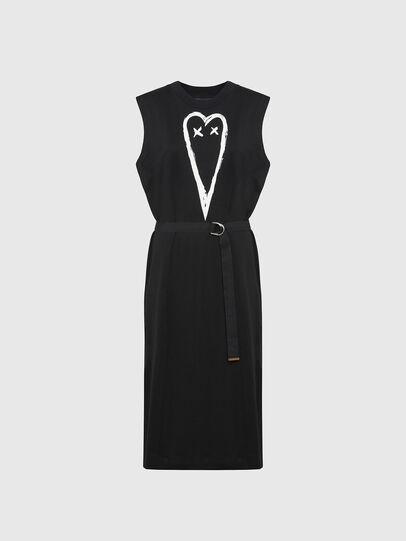 Diesel - D-FAIRY, Black - Dresses - Image 1