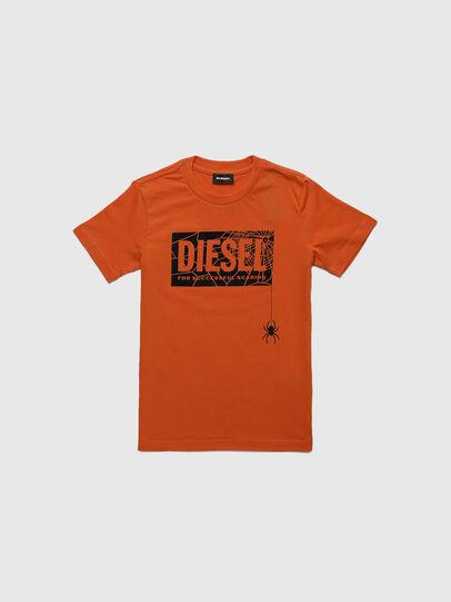Diesel - TWEEN-TSE, Orange - T-shirts and Tops - Image 1