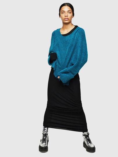 Diesel - M-MARIKAX, Blue Marine - Knitwear - Image 6