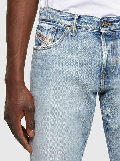 Diesel - D-Kras 009NC, Light Blue - Jeans - Image 4