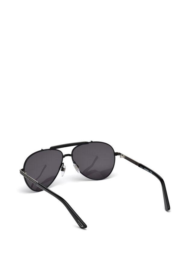 Diesel - DL0238, Black - Eyewear - Image 2