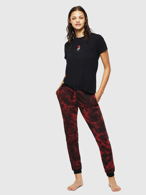 UFSET-SILYBYX, Black/Red - Pajamas