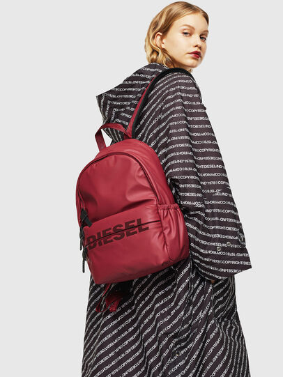 Diesel - F-BOLD BACK II, Red - Backpacks - Image 6