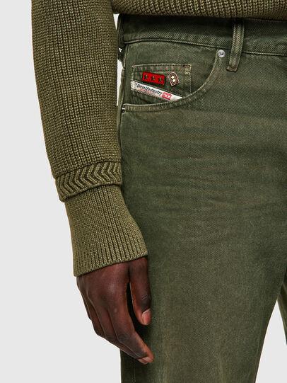 Diesel - D-Macs 09A35, Green - Jeans - Image 3