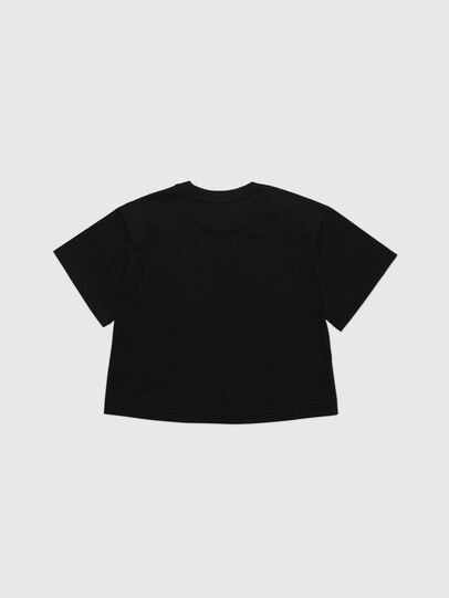 Diesel - TBOWLY, Black - T-shirts and Tops - Image 2