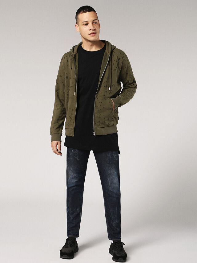 S-LESIK, Military Green