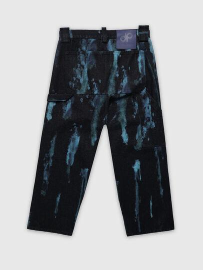 Diesel - PR-PT03A, Dark Blue - Pants - Image 2