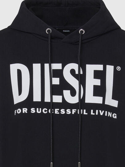 Diesel - D-ILSE-T, Black - Dresses - Image 4