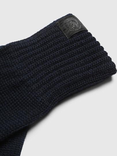 Diesel - K-TAB-B, Dark Blue - Gloves - Image 2