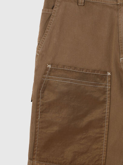 Diesel - PTRENTSHORT, Brown - Shorts - Image 2