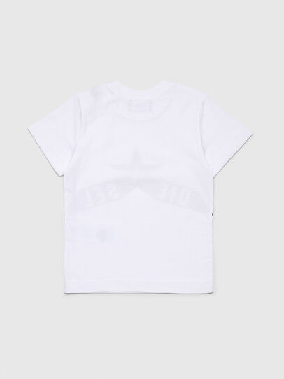 Diesel - TDIEGOA7B, White - T-shirts and Tops - Image 2