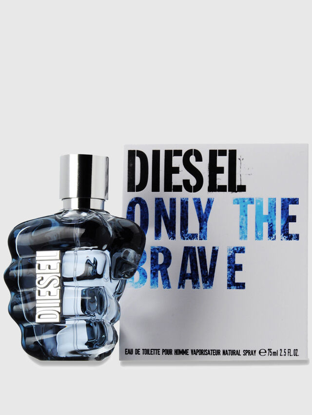 Diesel - ONLY THE BRAVE 75ML , Light Blue - Only The Brave - Image 1