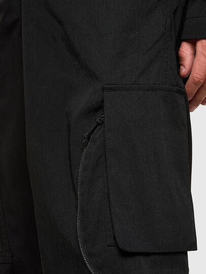 Diesel - P-DEVO, Black - Pants - Image 5