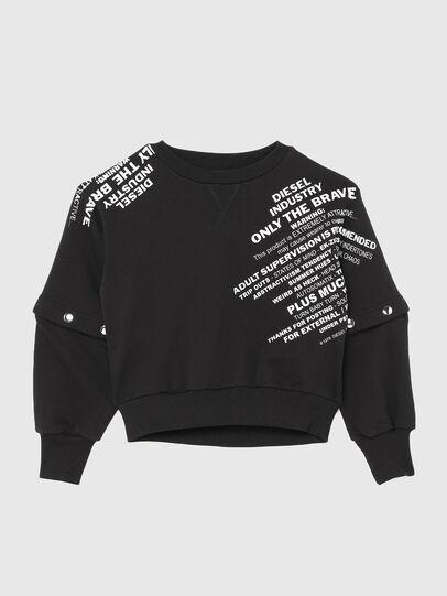 Diesel - SAYALA, Black - Sweaters - Image 1