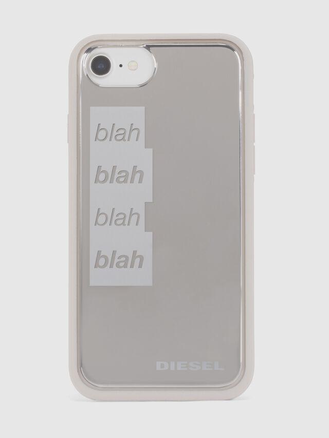 Diesel - BLAH BLAH BLAH IPHONE 8/7/6s/6 CASE, White - Cases - Image 2