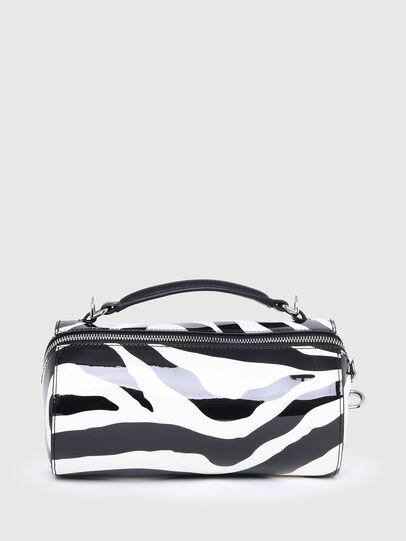 Diesel - CAYAC LT, White/Black - Crossbody Bags - Image 2