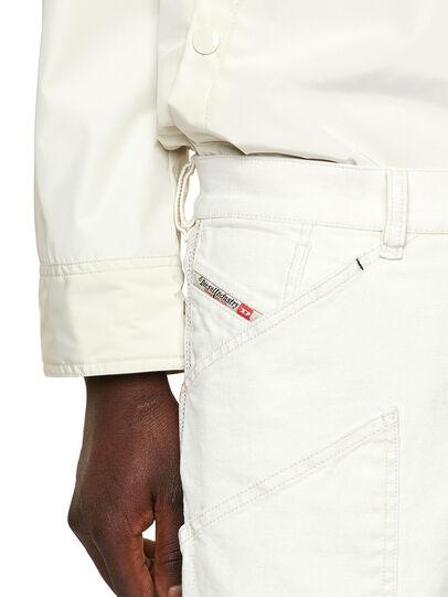 Diesel - D-Franky 009ZJ, White - Jeans - Image 3