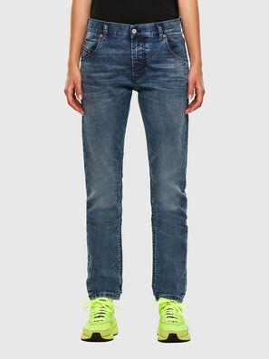 Krailey JoggJeans 069NZ, Medium blue - Jeans