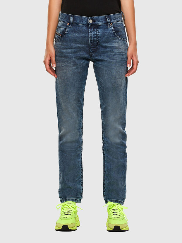 Krailey JoggJeans 069NZ, Medium blue - Jeans