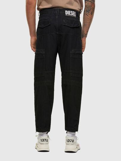 Diesel - D-Luks 009IB, Dark Blue - Jeans - Image 2