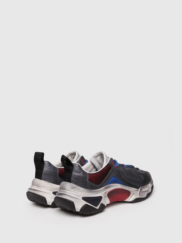 Diesel - S-KIPPER LC, Grey - Sneakers - Image 2