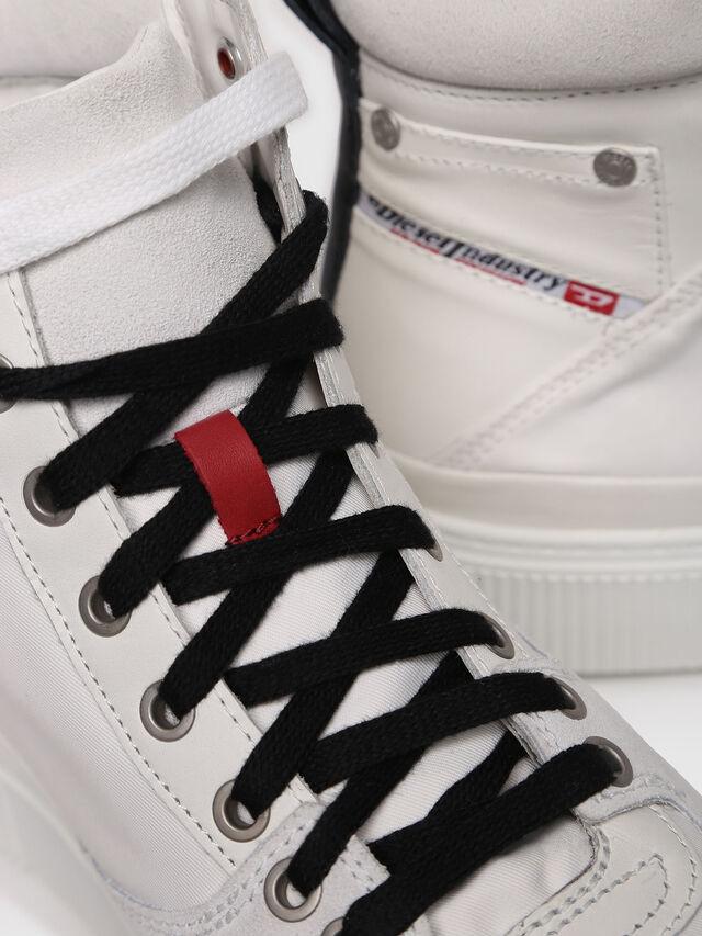 Diesel - S-DANNY MC, White - Sneakers - Image 4