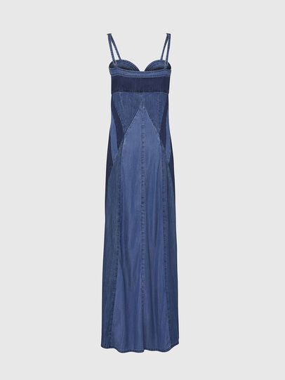 Diesel - DE-ARYNA, Light Blue - Dresses - Image 2