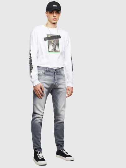 Diesel - Tepphar 0095R, Grey - Jeans - Image 6