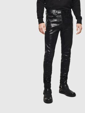 D-Istort 0094S, Black/Dark grey - Jeans