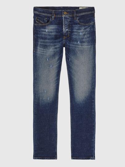 Diesel - Tepphar A87AT, Dark Blue - Jeans - Image 1