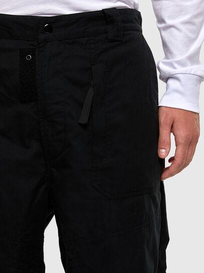 Diesel - P-JARROD, Black - Pants - Image 3