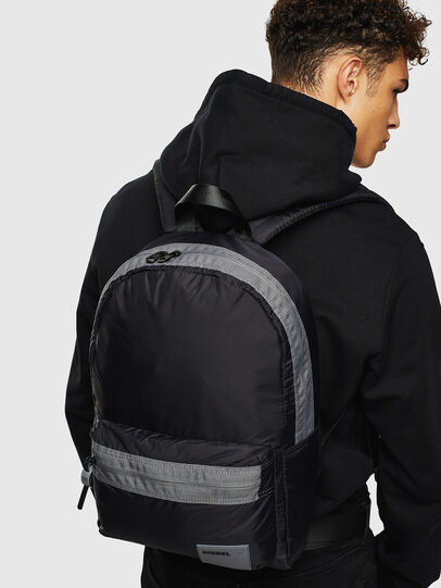 Diesel - MIRANO, Black - Backpacks - Image 6