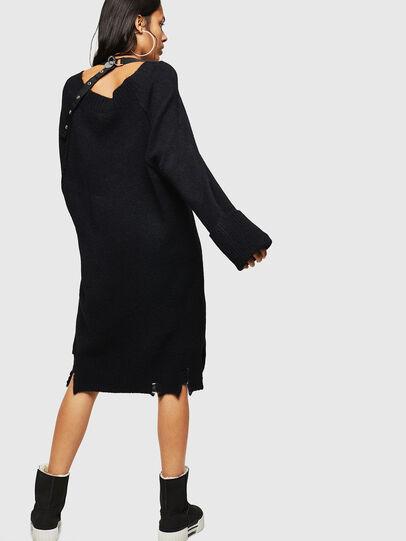 Diesel - M-NOELIA, Black - Knitwear - Image 2