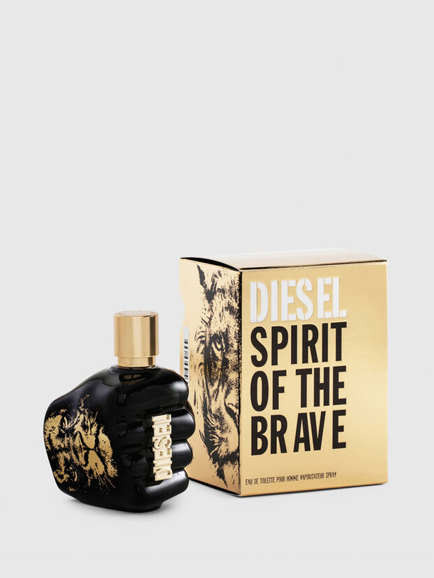 SPIRIT OF THE BRAVE 200ML, Black/Gold - Only The Brave