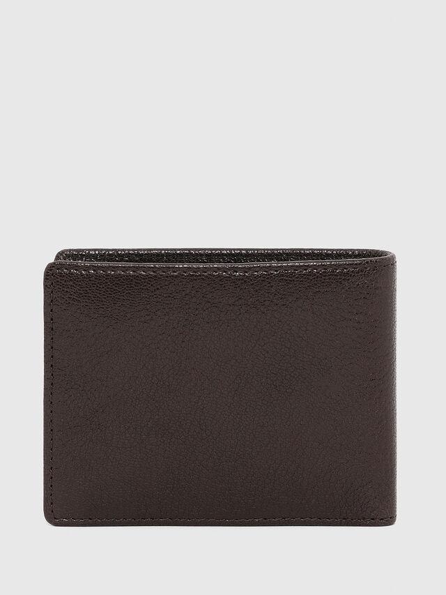 Diesel - HIRESH XS, Brown - Small Wallets - Image 2