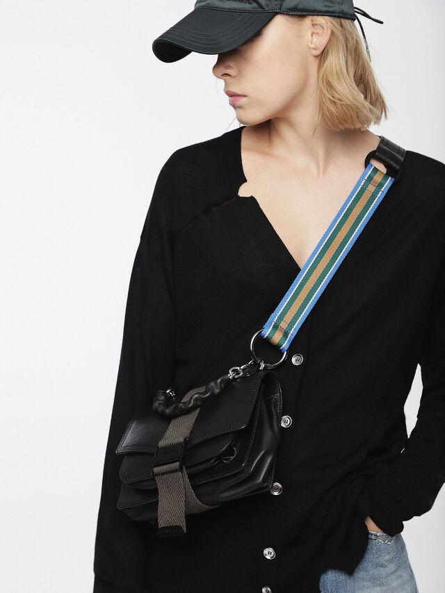 Diesel - M-STILES, Black - Knitwear - Image 5
