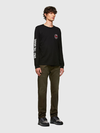 Diesel - Buster 0699P, Military Green - Jeans - Image 5
