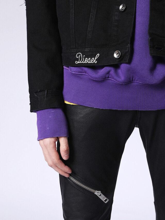 D-HILL, Black Jeans