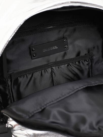 Diesel - F-BOLD BACK II, Silver - Backpacks - Image 5