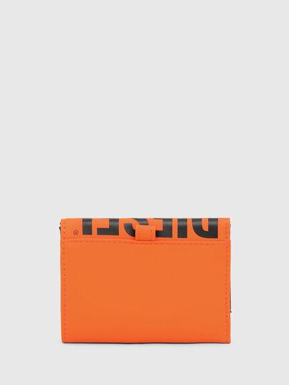 Diesel - YOSHINO LOOP, Orange - Small Wallets - Image 2